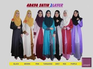 Abaya Satin Group[1]