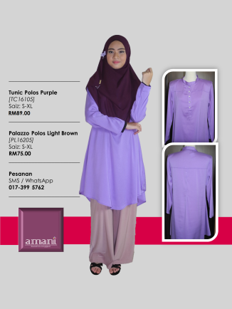 Tunic Purple[A]